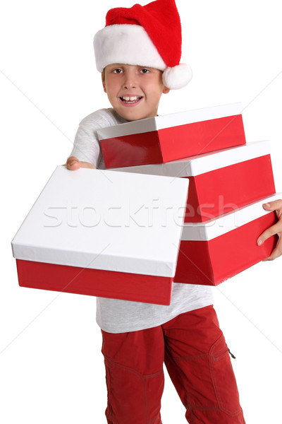 Gifts for everybody Stock photo © lovleah
