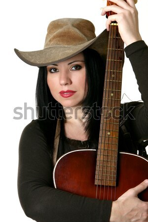 Country Music Guitar Stock photo © lovleah