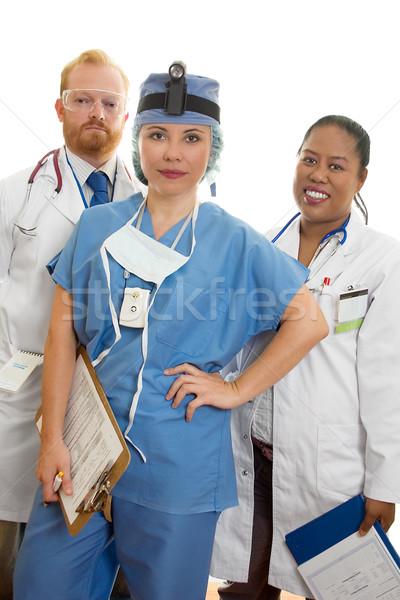 Medical Incredible Stock photo © lovleah