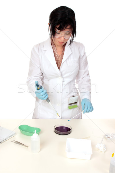 Medical or scientific research Stock photo © lovleah