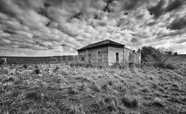 Old Abandoned Country Homestead Australia Stock photo © lovleah