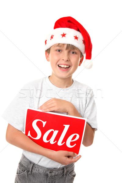 Christmas Sale Stock photo © lovleah