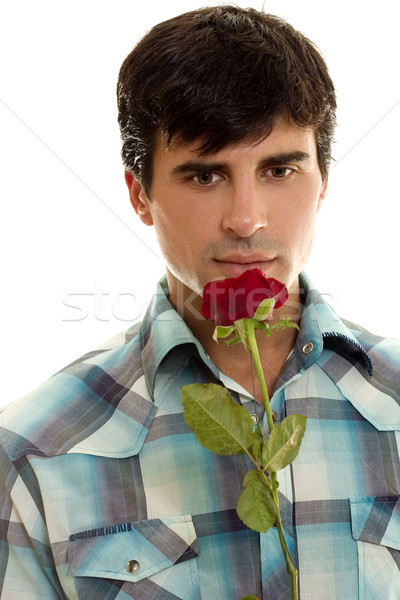 Stock photo: Loving Thoughts