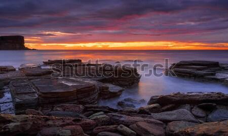 Avalon sunrise  Stock photo © lovleah