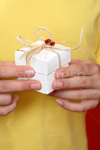 Simple gifts to cherish Stock photo © lovleah