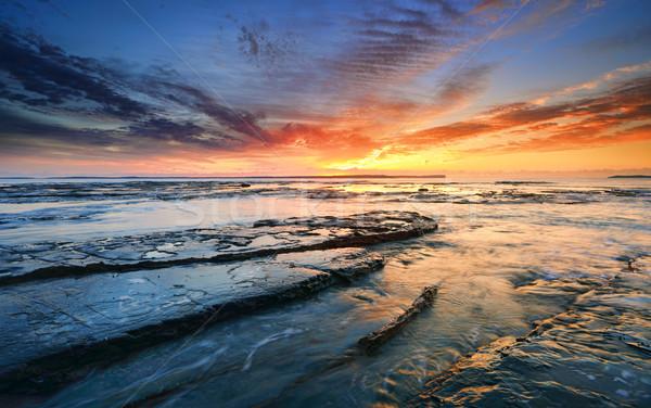Plantation Point Vincentia Jervis Bay Stock photo © lovleah