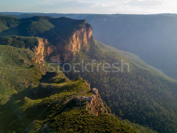 Stock photo: Govets Gorge Blue Mountains Australia