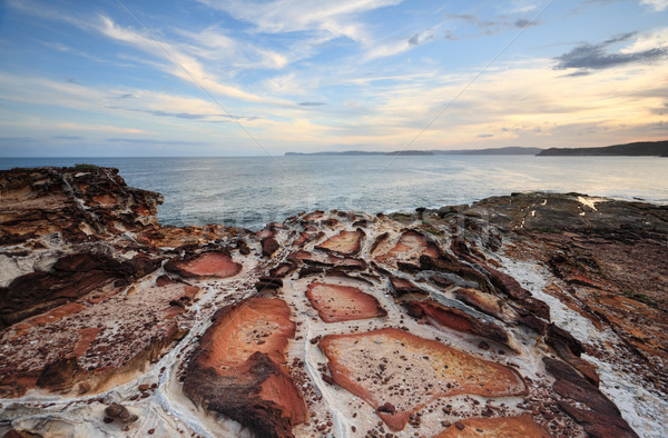 Putty Beach Kilcare Stock photo © lovleah