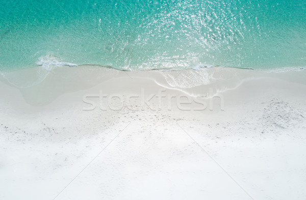 Idyllic water at Hyams Beach Australia Stock photo © lovleah