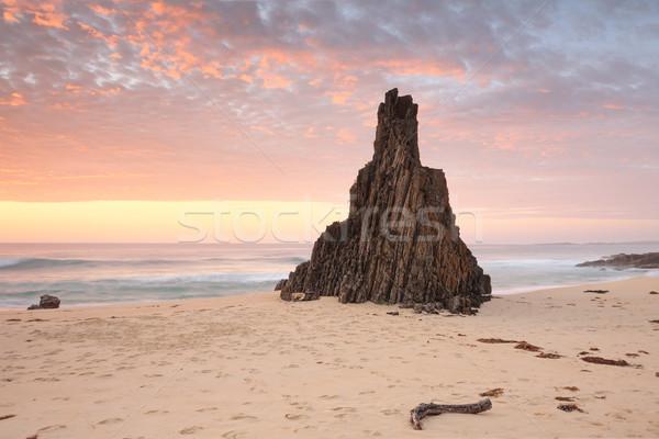 Sunrise Meringo Eurobodalla National Park Stock photo © lovleah