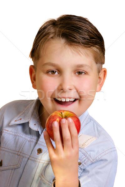 Grab an apple Stock photo © lovleah