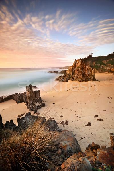 Mullimburra Point South beach Australia Stock photo © lovleah