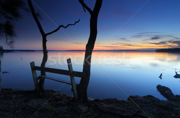 A Peaceful Place to Reflect Stock photo © lovleah