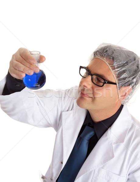 Scientist or Chemist Stock photo © lovleah