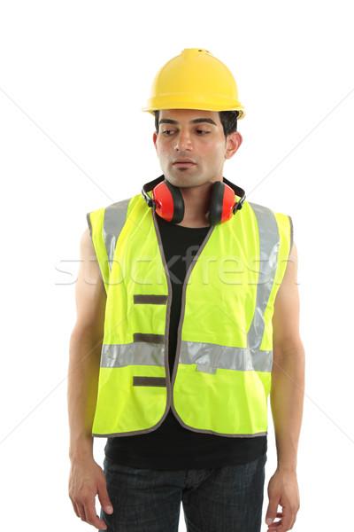 строителя плотник другой рабочий Сток-фото © lovleah
