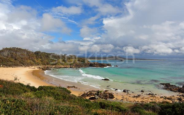 Mullimburra Point Beach Meringo Stock photo © lovleah