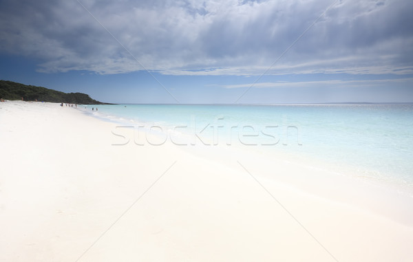 Idyllic Jervis Bay on a hot summer day Stock photo © lovleah