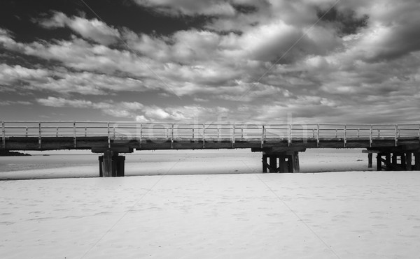 Cuttagee Bridge Stock photo © lovleah