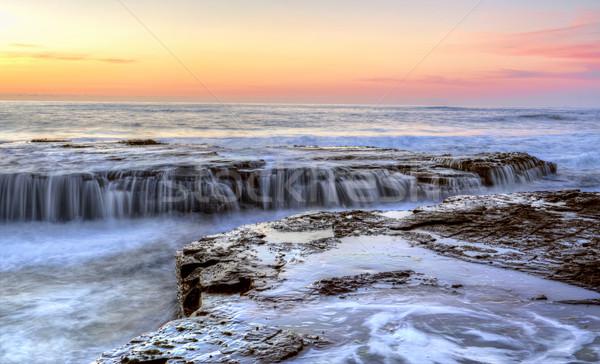 Stock photo: Coledale Rock flows