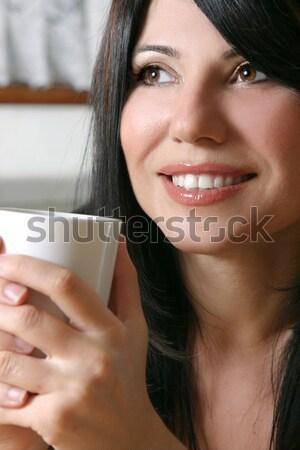 Coffee Break Stock photo © lovleah