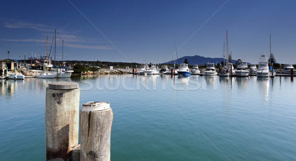 Bermagui Harbour Stock photo © lovleah