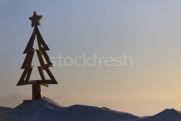 Australian Christmas Stock photo © lovleah