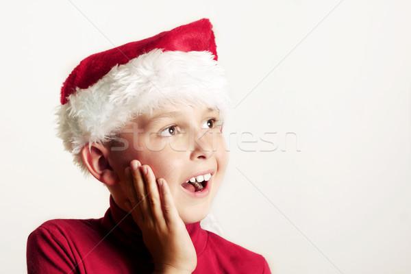Children - Magic of Christmas Stock photo © lovleah