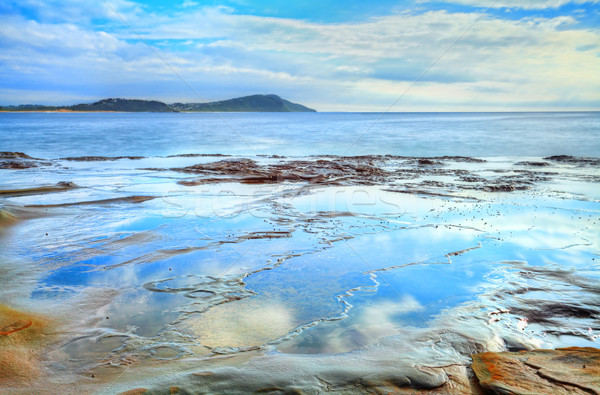 Terrigal Haven NSW Australia Stock photo © lovleah