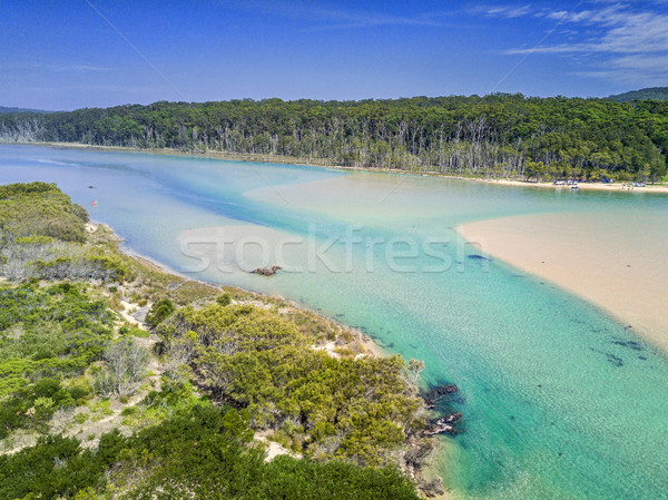 Durras Australia Stock photo © lovleah