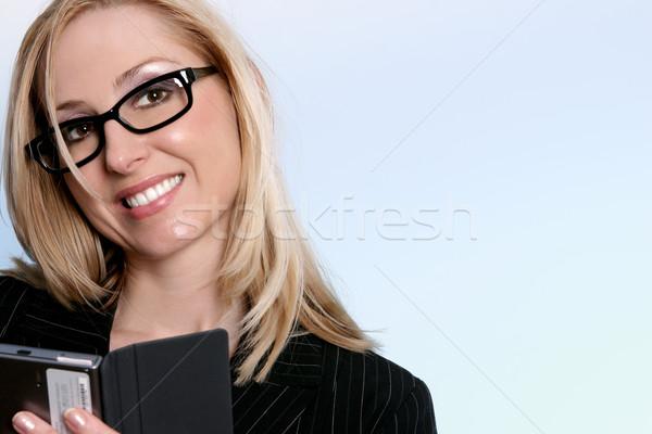 Businesswoman  Stock photo © lovleah