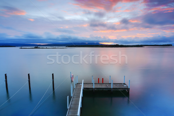 Mallacoota Dawn Stock photo © lovleah