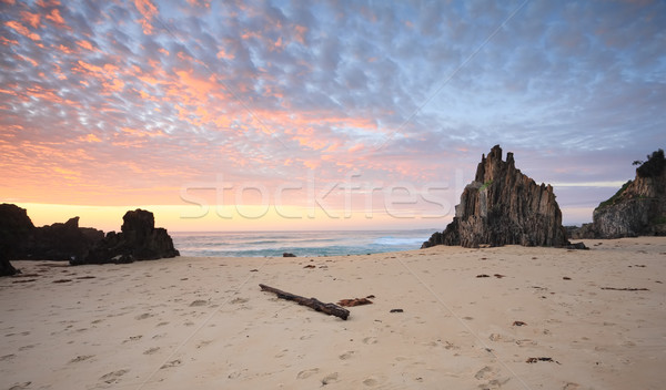 Sunrise at Eurobodalla National Park Meringo Stock photo © lovleah