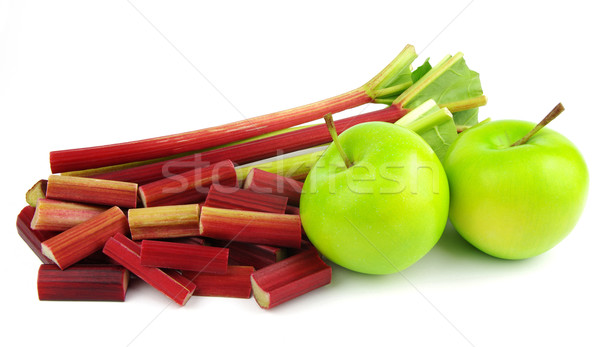 Ravent elma yeşil gıda elma meyve Stok fotoğraf © luapvision