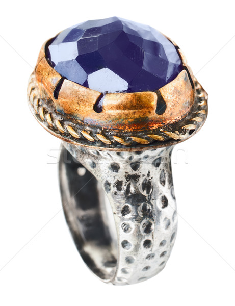 Ottoman ring Stock photo © lubavnel