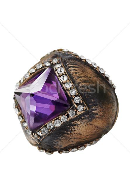 Ottoman ring . Stock photo © lubavnel