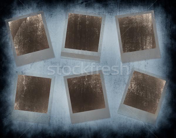instant photo frames Stock photo © lubavnel