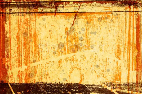 Grunge wall textured background Stock photo © lubavnel