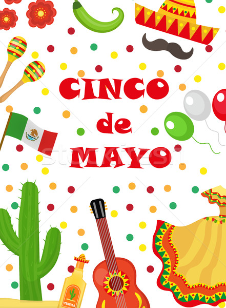 Cinco de mayo greeting card template for flyer poster invitation add to lightbox download comp stopboris Image collections