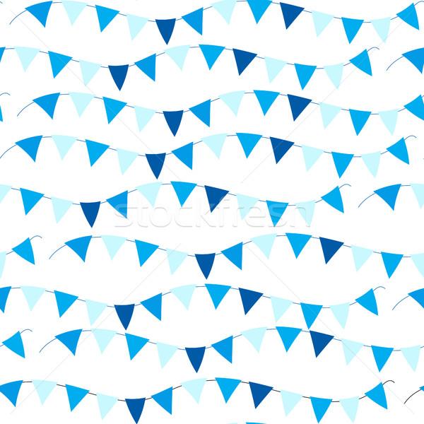 Feliz dia bandeiras férias Foto stock © lucia_fox