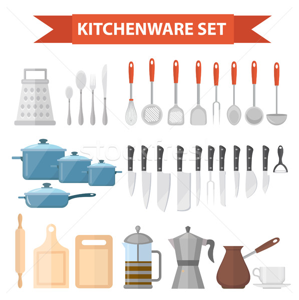 25578fc007  8150736 Cookware set icons