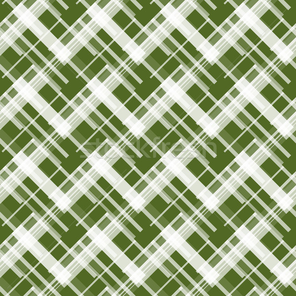 Tartan seamless pattern. Cage endless background. Square, rhombus repeating texture. Trendy backdrop Stock photo © lucia_fox