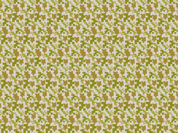 Camouflage Seamless Pattern Military Endless Background