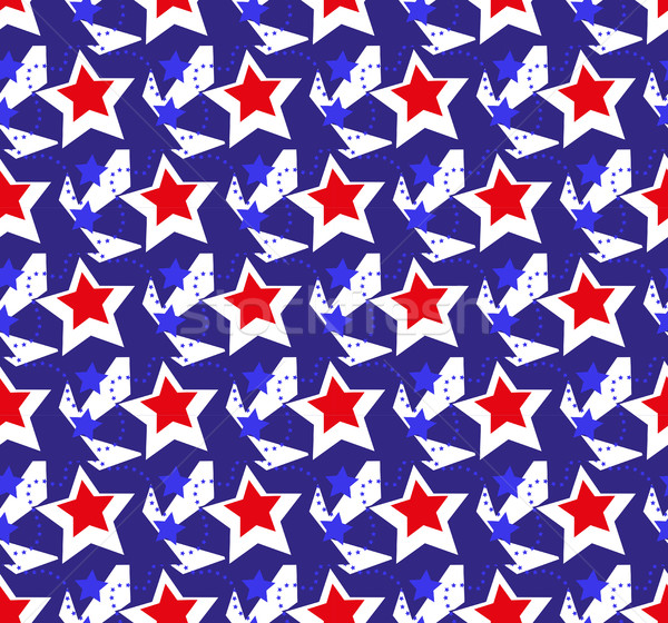 американский США флаг день Сток-фото © lucia_fox