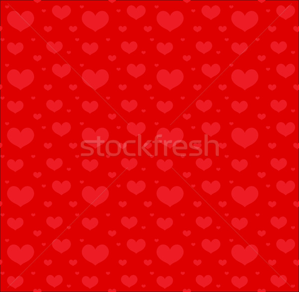 バレンタインデー 心 愛 ロマンス エンドレス ストックフォト © lucia_fox