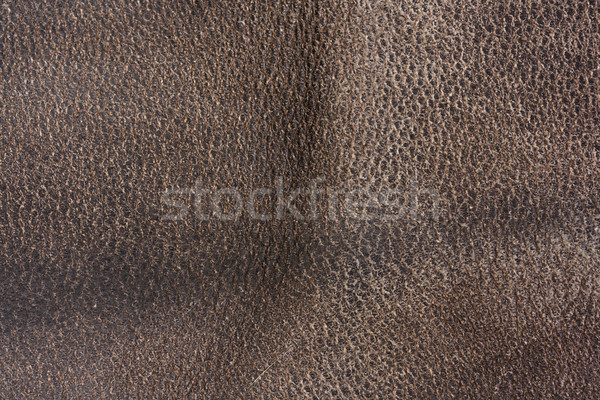 Brown leather texture background Stock photo © lucielang