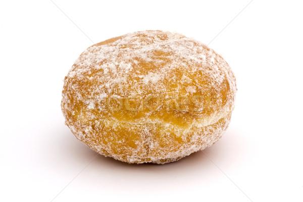 Doughnut over white Stock photo © lucielang