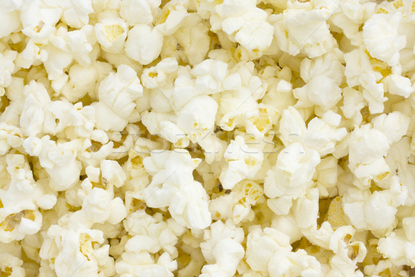 Background of freshly popped popcorn Stock photo © lucielang