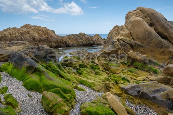 Rock pool. Stock photo © lucielang
