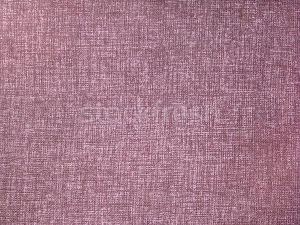 Stoff Textur Wand Design Hintergrund Stock foto © luckyraccoon