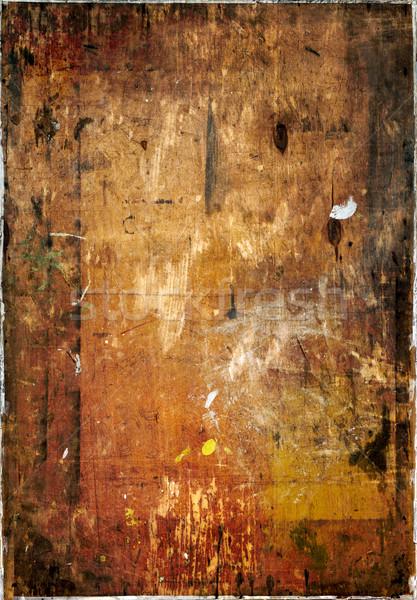 Wooden old board Stock photo © luckyraccoon